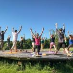 Yoga Wochenende Hemma