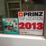 2013  PRINZ und München mit KInd